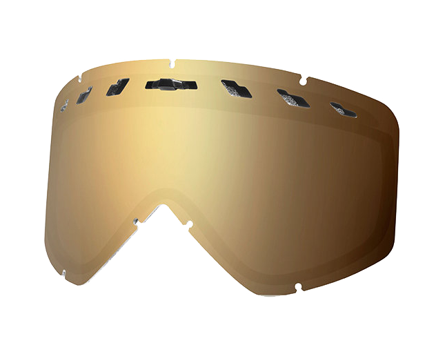 Smith Ecran Stance - Sentry Gold Solx Mirror
