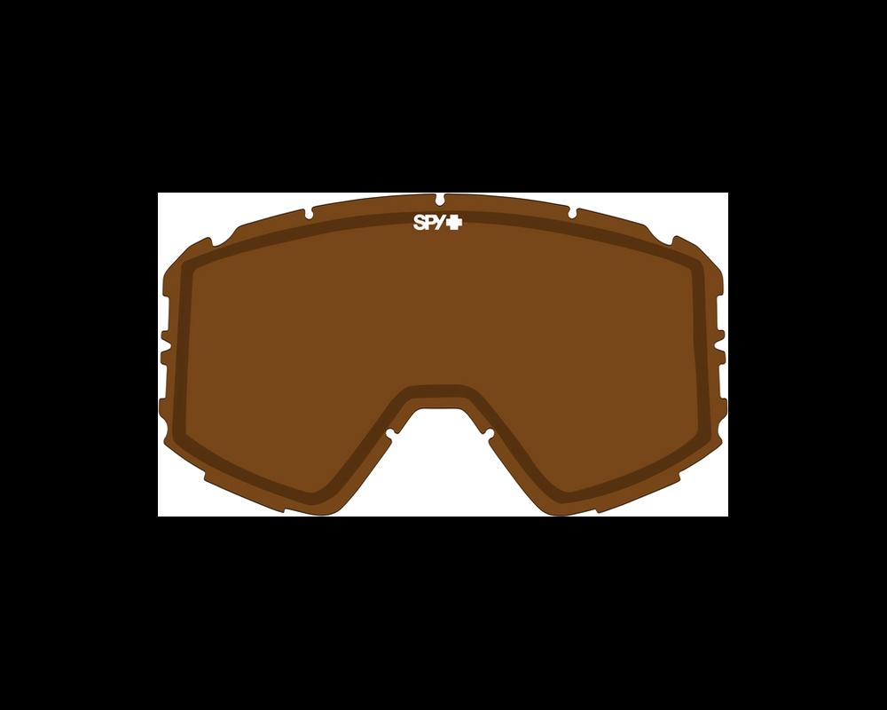 Spy Ecran Raider Bronze/Silver Mirror chjrsyR6ak