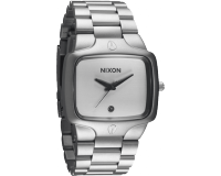 Nixon The Player Sanded Steel/White