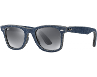 Ray-Ban Original Wayfarer Denim Jeans Grey Gradient Dark Grey