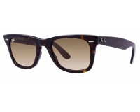 Ray-Ban Original Wayfarer Tortoise Crystal Brown Gradient