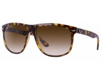 Ray-Ban Hightstreet Light Havana Crystal Brown Gradient