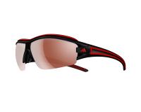 Adidas Evil Eye Halfrim Pro L Matte Black/Red 2 écrans LST Active Silver H et Bright H