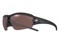 Adidas Evil Eye Halfrim Pro L Matte Black 2 écrans LST Polarized Silver et Bright