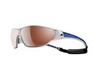 Adidas Tycane Pro S White/Blue LST Polarized Silver H