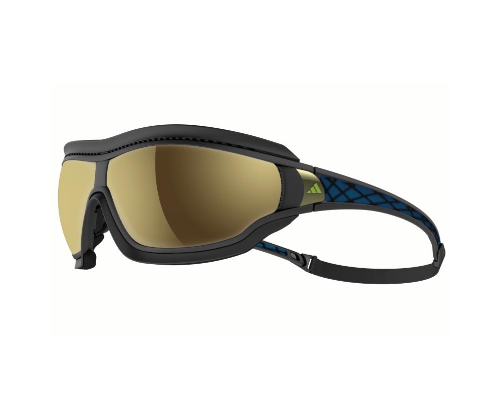 Adidas Tycane Pro Outdoor L black matt/blue /Space lens AF H FbZV2XWCCP