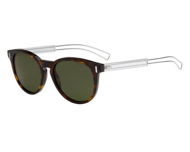 e859bedddee Dior BlackTie 206 S Dark Havana Paladium Green - 247718 CJ1 1E - Sunglasses  - IceOptic