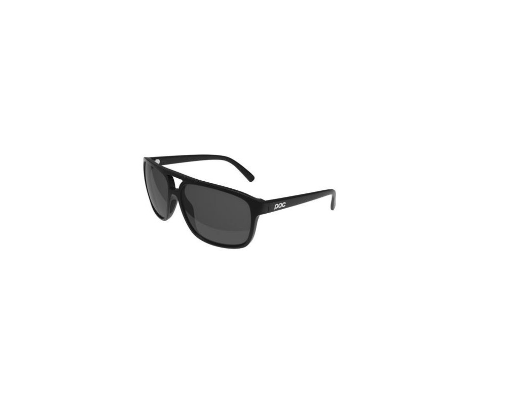 1cf5955c9968 Poc Will Polarized Uranium Black Matt Grilamid Grey Polar 11.8 - WILL8011  1002 - Sunglasses - IceOptic