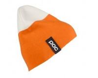 POC 2 Colored Beanie Corp Orange Hydrogen White