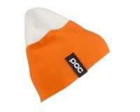 POC Bonnet 2 Colored Beanie Corp Orange Hydrogen White