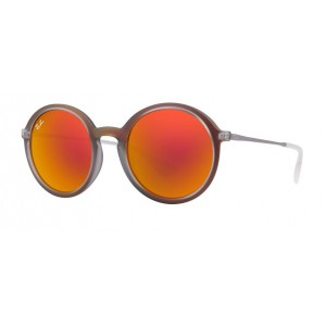 714f060be50 Ray Ban Red Rubber. Ray-Ban Youngster Shot Red Rubber Brown Mirror Orange -  RB4222 6167 6Q ICE Ray-Ban RB4165 Justin Sunglasses - Rubber Black ...