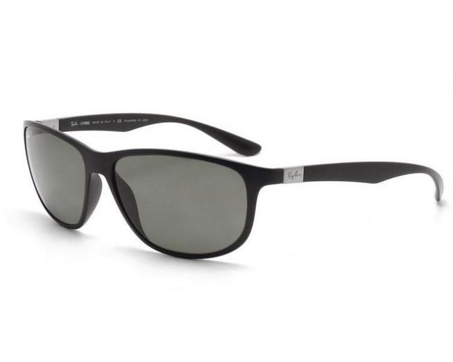 70f5c36b89c01 Ray-Ban Tech Lite Force Matte Black Polar Green - RB4213 601S 9A -  Sunglasses - IceOptic