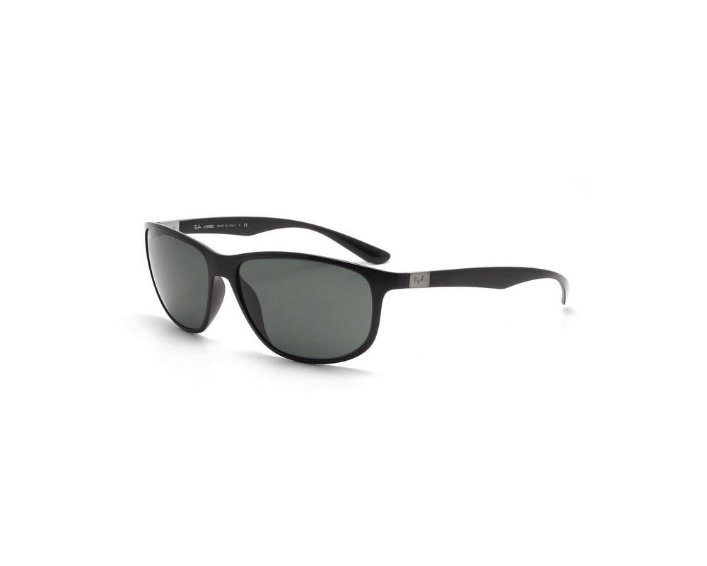 72b43ebaf2c ... polarized 601s9a sunglasses 1a7c3 e0d0d  australia ray ban tech lite  force black green 20855 dd8c6