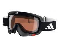 Adidas ID2 Pro MG Design II Matt Black LST Bright (Antifog) + LST Active Silver
