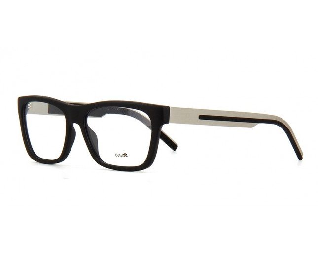 Dior Blacktie 184 5LH Black Rubber - 117465 5LH - Lunettes de vue ... 7187a7ee2bf