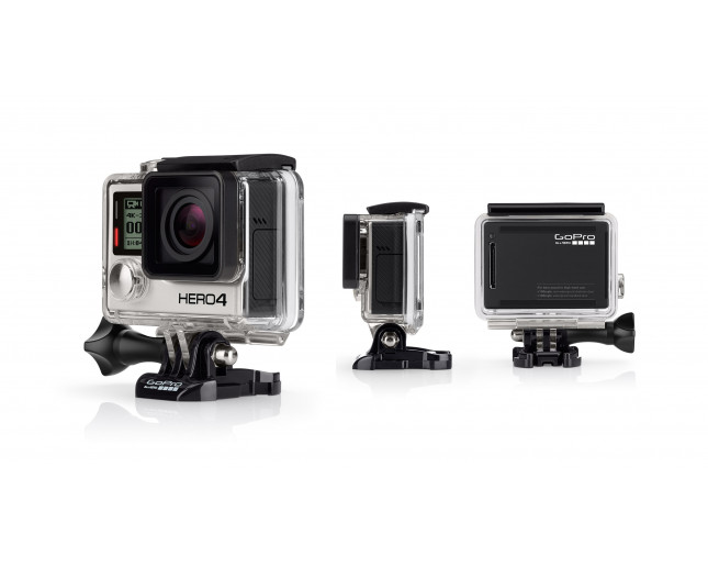 GoPro Caméra Hero4 Black Edition Adventure