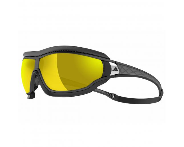 escucho música Medieval salchicha  Adidas Tycane Pro Outdoor L Black Mat/Grey Yellow Mirror H - A196 00-6057 -  Sunglasses - IceOptic