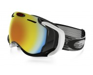 Oakley Airwave White-Fire iridium