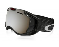 Oakley Airwave Sliver Factory Text-Black iridium