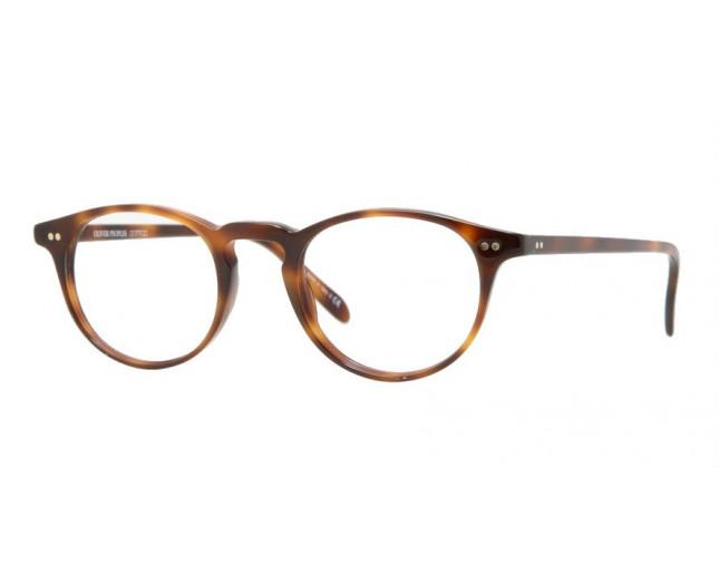 80f64083e6 Oliver Peoples Riley-R Dark Mahogany - OV5004 1007 o - Eyeglasses - IceOptic