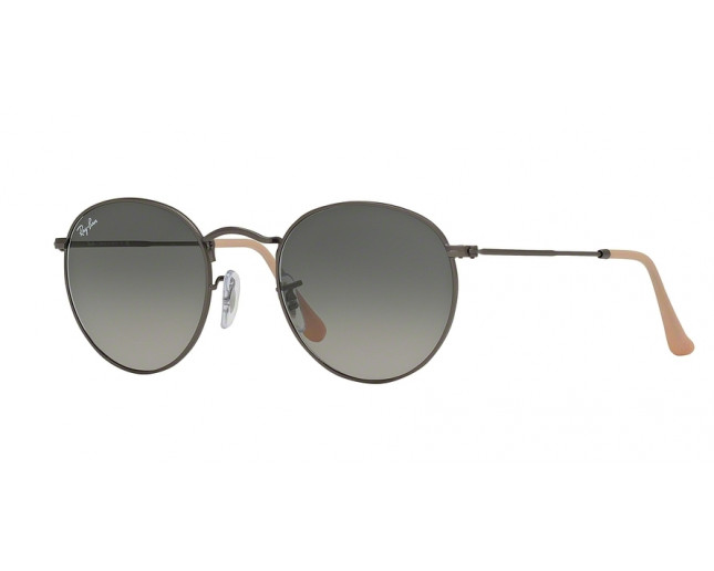 0d9551abf2f86 ... sunglasses grey gradient 1 of 3only 3 available 83d3a 19495  cheap ray  ban round metal rb3447 112 p9 46670 4983d