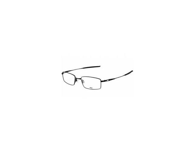 2d2ea9ce5d2 Oakley OX3136 Polished black - OX3136-0253 - Eyeglasses - IceOptic