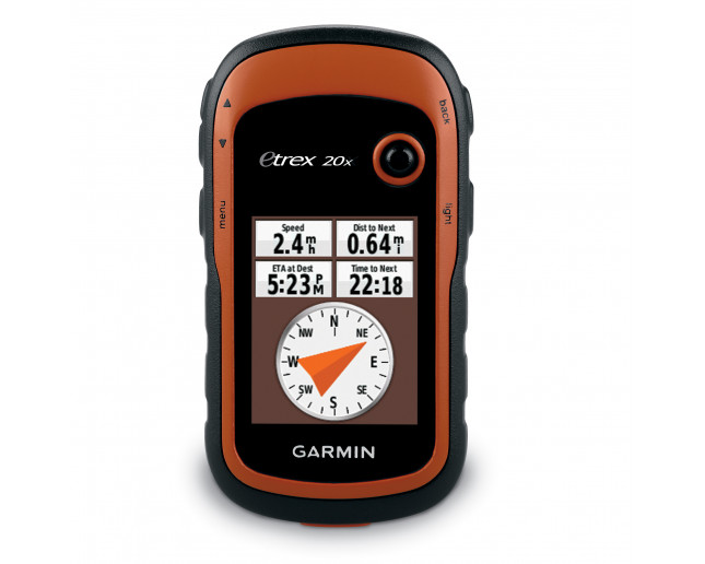 Garmin eTrex 20x-Topo Active Europe de l'Ouest