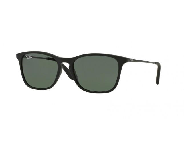 469a0f3ec734 Ray-Ban RJ9061S Rubber Black Plastic Green - RJ9061S 7005 71 ...