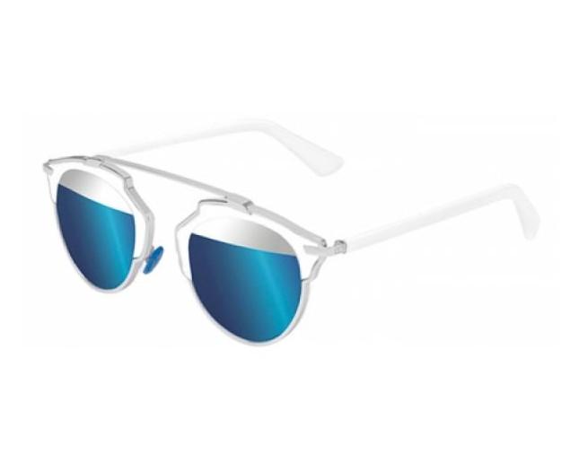 44a8df201f2310 Dior So Real Paladium Crystal White Blue Mirror - 217883 I18 7R ...