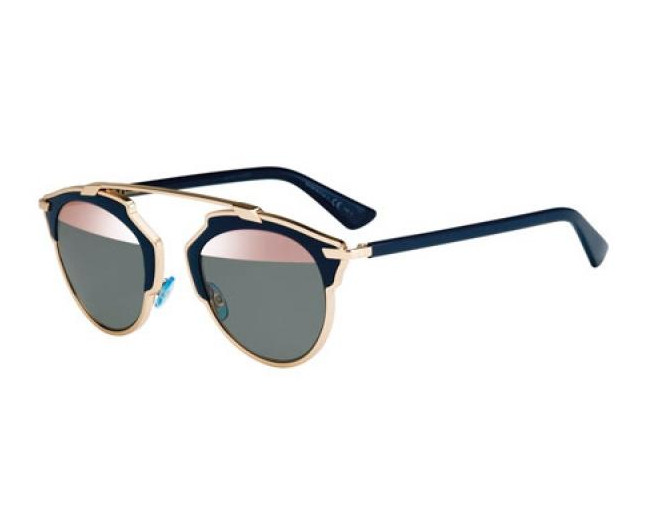 56a7389d02fb Dior So Real Gold Copper Blue Grey Pink. 217883 U5W ZJ. Dior DiorLady1R  Havana Blue Black Gradient Grey