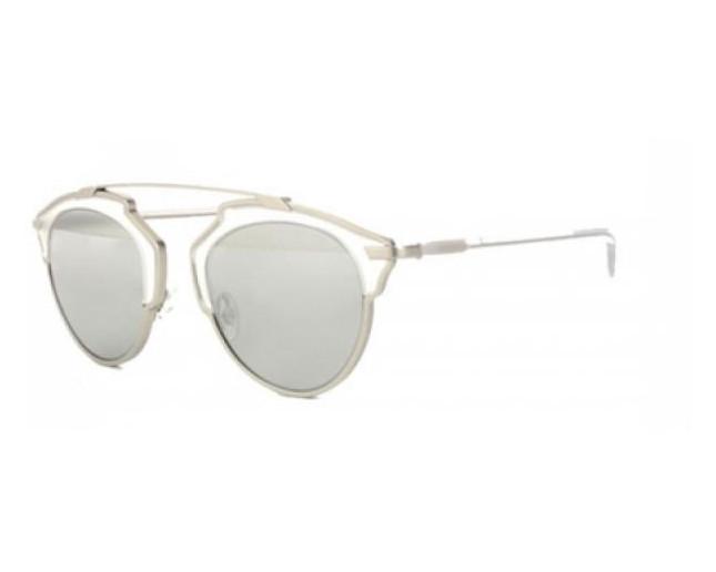 3958bd9ffa Dior So Real Matt Silver Crystal Mirror - 217883 RMR/LR - Lunettes ...