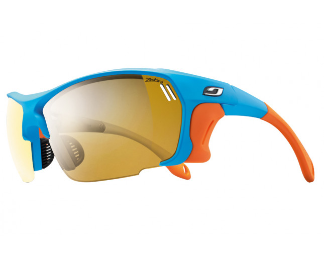 Julbo Trek Bleu Orange Julbo Zebra - J4373112 ICE - Sunglasses ... 71c0568ac662