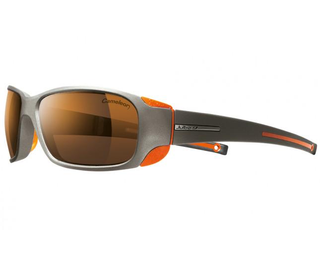 Montebianco verres Spectron 3 CF - Lunettes de soleil Army / Camel / Orange Unique T1DNN
