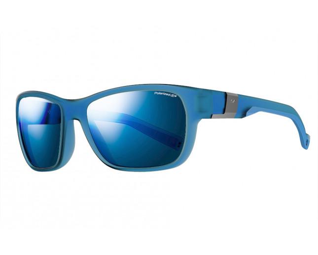 Julbo Coast Bleu Translucide Polarized 3+ Gris BjwVsy