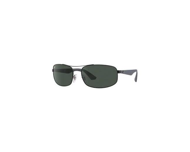 5bce9ca3924 Ray-Ban 3521 Matte Black Green - RB3527 006 71 - Sunglasses - IceOptic