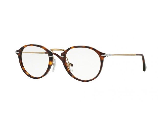 8d46efb63e Persol PO3046V Havana - PO3046V 24 - Eyeglasses - IceOptic