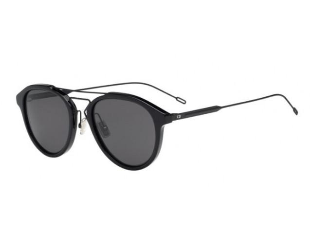e0715f629dea50 Dior BlackTie 226 S Black Mat Black (Grey) - 233394 OEC Y1 ...