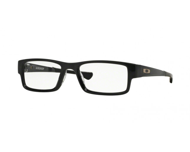 550a0c22225 Oakley Airdrop Black Ink - OX8046-02 - Eyeglasses - IceOptic