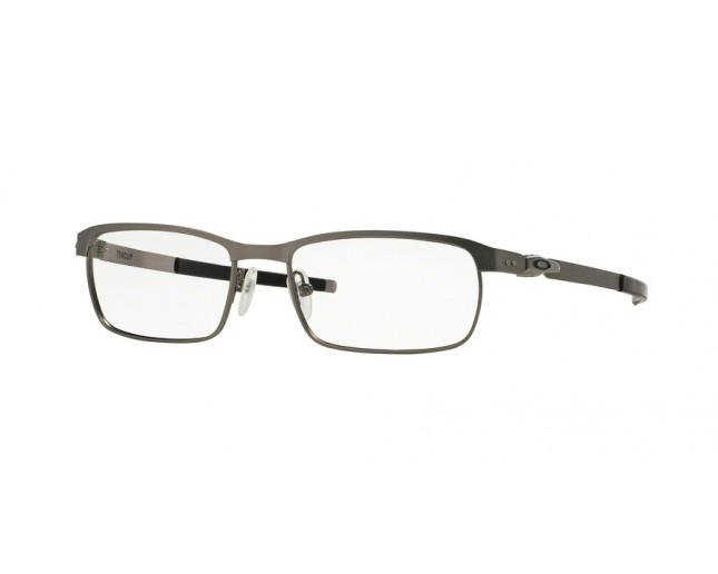 1a266bf243 Oakley Tincup Powder Steel - OX3184-04 - Eyeglasses - IceOptic