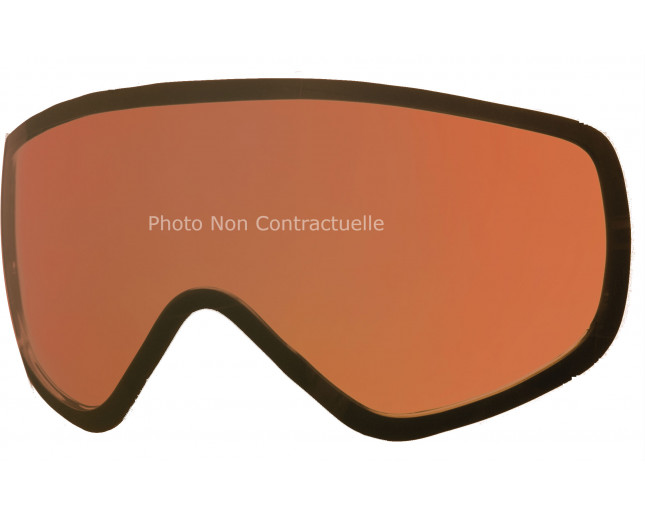 Smith Disciple spare lens Air Rose Copper