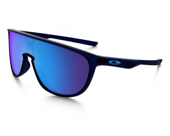 Oakley Trillbe Matte translucent blue-Saphire iridium