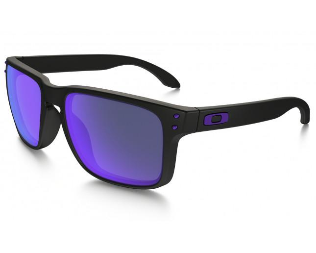 Oakley Holbrook Julian Wilson Signature Matte black-Violet iridium