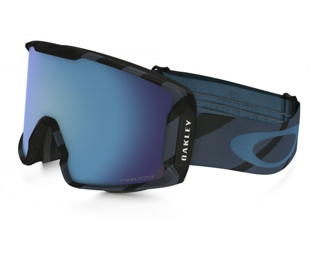 be9dde8f1b Oakley Line Miner Hazard Bar blue- Prizm sapphire iridium. OO7070-25. Oakley  Airbrake Topography Lime Black 2 lenses