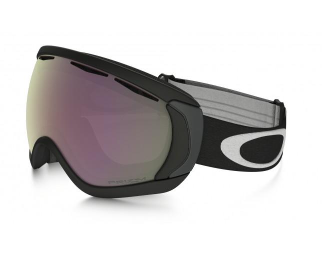 Oakley Canopy Matte Black Prizm Hi Pink Iridium Oo7047