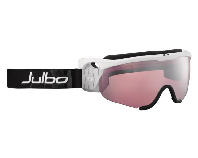 Julbo Sniper M Blanc/Noir 3 écrans