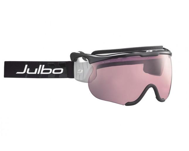 347c919f44f7d0 Julbo Sniper L Gris Noir-Vermillon - J70029145 - Masques de Ski ...