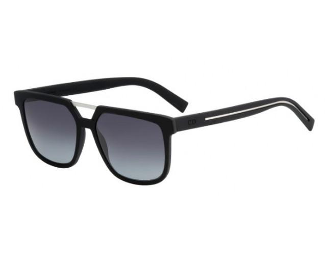 9d04021ac2259a Dior 0200S Mtt Black (Grey SF) - 247721 UI9 HD - Lunettes de soleil ...