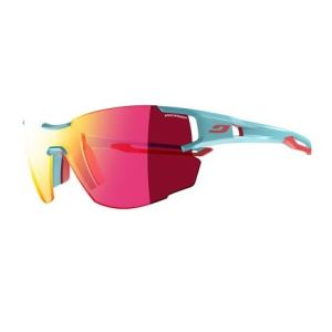 Julbo Aerolite Light Blue Pink Spectron 3 Flash Rose