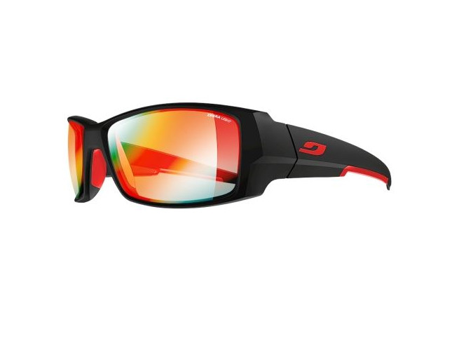 Julbo Armor Noir Mat Rouge Julbo Zebra Light Red - J4923314 ICE ... a169d611d19d