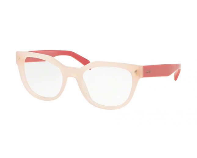 d2baac180fa Prada PR 21SV Opal Pink - PR21SV UEW 1O1 ICE - Eyeglasses - IceOptic